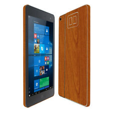 Skinomi TechSkin - Light Wood Skin & Screen Protector HP Envy 8 Note Tablet Only