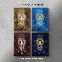 DREAMCATCHER Dystopia : The Tree Of Language 1st Album Photobook+Photocard+Etc
