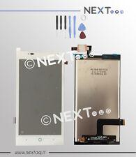 Schermo Display touch screen ZTE BLADE G LUX Bianco + kit