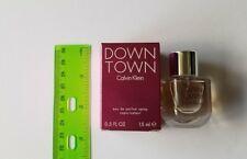 Calvin Klein DOWN TOWN Downtown Perfume Mini .5oz / 15 ml Travel Size