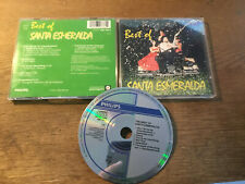 Santa Esmeralda ‎- Best Of Santa Esmeralda  [CD Album]  West Germany