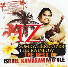ISRAEL KAMAKAWIWO'OLE SOMEWHERE OVER THE RAINBOW CD NEW