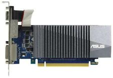 NVIDIA GeForce GT710 Silent 1GB DDR5 PCI-Ex Graphics Card - ASUS