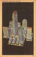 NEW YORK CITY - Rockefeller Center - LINEN