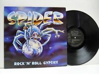 SPIDER rock 'n' roll gypsies (1st uk press) LP EX/EX-, RCALP 3101, vinyl, album,