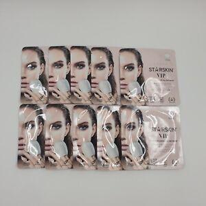 10 x 8 ml Starskin VIP 7-Second Luxury All Day Mask Mask Pads