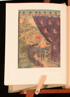 1915 The Golden Age Kenneth Grahame Illustrated COLOURED PLATES