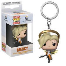 Overwatch - Mercy Pocket Pop! Keychain NEW Funko