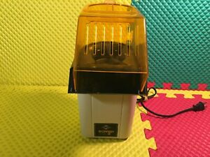 Vintage West Bend The Poppery II 82102 Electric 1200 Watt Corn Popper Made USA