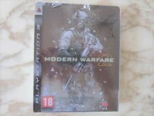 Call of Duty COD Modern Warfare 2 Edition Collector Hardened VF PS3 NEUF