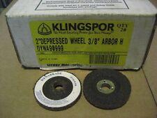 Klingspor 2x38 Depressed Grinding Wheel 20pcd2202 20