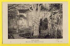 """cpa RARE BELGIQUE ASTENE Villa du Peintre BELGE Emile CLAUS """"Rayon de Soleil"""""""
