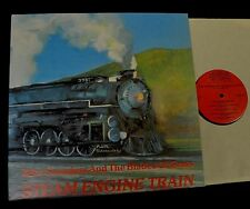 NC BLUEGRASS LP Zeke Saunders And The Blades Of Grass Heritage 615 Steam Engine