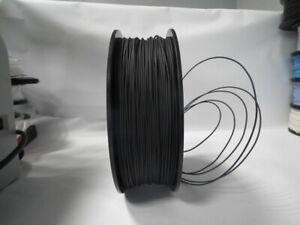 ABS 3D Printer Filament - Carbon Fiber