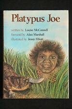 Louise McConnell - Platypus Joe HC/DJ nature adventures of aboriginal boy