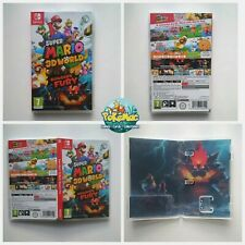 Mario 3D World: Bowsers Fury  (Switch) Official Retail Box ONLY **No game cart**