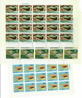 s31910) JAPAN  MNH** 1966 3 different MS as per scan