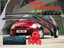 FORD KA  1996 - 2009  3.doors  Wind deflectors 2.pc HEKO 15222
