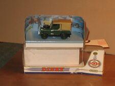 MATCHBOX   dinky    land rover 1949