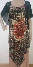 Taillenlang Damenblusen,-Tops & -Shirts im Tuniken-Stil für Freizeit ohne Mehrstückpackung