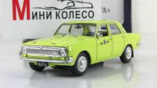 Scale model car 1:43, GAZ-24-01 Volga Taxi
