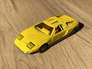 MÄRKLIN Mercedes C111 gelb Flügeltüren