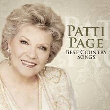 Patti Page - Best Country Songs [New CD] Manufactured On Demand