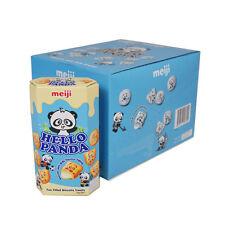 Hello Panda leche sabor Relleno Galletas - 10 X 50g