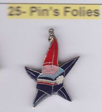 Pin's Folies Badge Albertville Olympic winter games 1992 Mascot