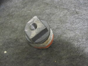 New Holland 247383 Spring Nut Genuine