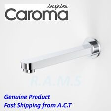 NEW Modern Genuine Caroma Saracom Wall Bath Kitchen Spout Outlet Tap 200mm