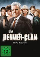 6 DVDs *  DER DENVER-CLAN - KOMPLETT SEASON / STAFFEL 8 - MB  # NEU OVP =