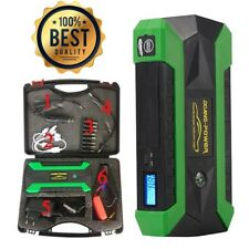 Emergency Portable Mini Car Jump Starter 12 Volt 800 A Power Bank