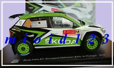 WRC 1/24 - SKODA FABIA R5 Evo - Rovanpera Halttunen - Portugal Rally - 2019