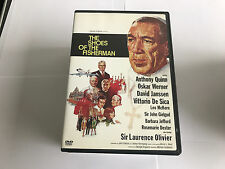 SHOES OF THE FISHERMAN / (AMAR WS) - DVD - Region 1 UNPLAYED MINT