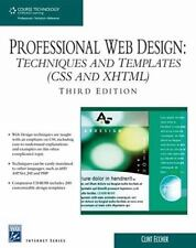 Professional Web Design: Techniques and Templates (CSS & XHTML), Third Edition