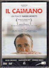 dvd IL CAIMANO Nanni MORETTI Silvio ORLANDO Margherita BUY Jasmine TRINCA