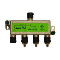 DIRECTV   4-Way High Frequency MRV GREEN LABEL SWM Splitter MSPLIT4R1 NEW