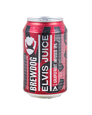 Brewdog Elvis Juice IPA Cans 330mL case of 24 Craft Beer India Pale Ale