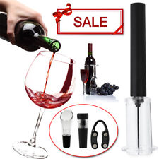 Wine Bottle Opener Cork Remover Air Pump Pressure Cutter Vacuum Stopper NEW