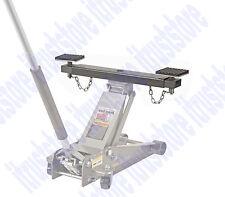 2 Ton Steel Cross Beam Saddle Stable Bar Adaptor for Floor Jack Lift Stabilizer
