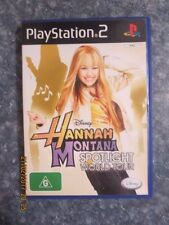 Hannah Montana Spotlight World Tour  - PS2 - Playstation 2