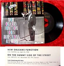 EP Louis Armstrong: New Orleans Function (1965)