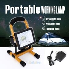 Outdoor Waterproof Rechargeable LED Work Light Floodlight Emergency Camping Lamp
