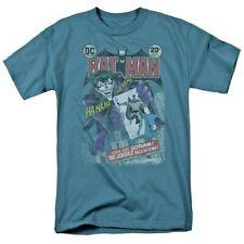 "DC Comics Batman #251 ""Joker's Back"" Mens Unisex T-Shirt, Available Sm to 5x"