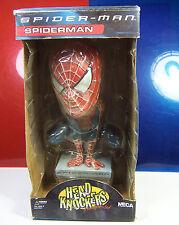 Spiderman - NECA Head Knockers - Bobblehead - Spider-Man Movie