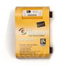 ZXP Serie 3 Color cinta para Impresora Epson ZXP3 Zebra YMCKO 800033-840 200