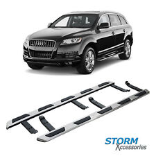 AUDI Q7 2007-2015 ON STX SIDE STEPS OEM STYLE RUNNING BOARDS - PAIR