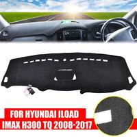 Car Dashmat Dashboard Cover Carpet Dash Mat For Hyundai iLoad iMAX H300 TQ