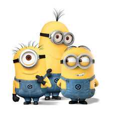 STUART, KEVIN & DAVE MINIONS Despicable Me CARDBOARD CUTOUT Standee Standup F/S